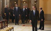 Премьер-министр Грузии Георгий Квирикашвили встретился с королем Испании Филиппом VI