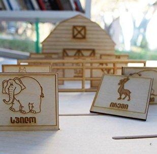 Грузинские развивающие игрушки Eiko – Tbilisi Factory