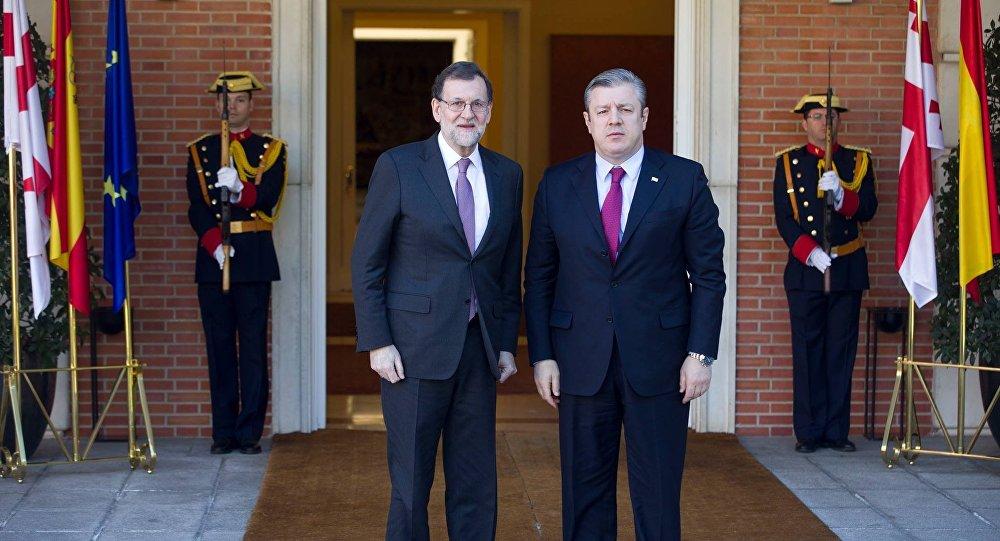 Грузия иИспания хотят расширить торгово-экономические отношения