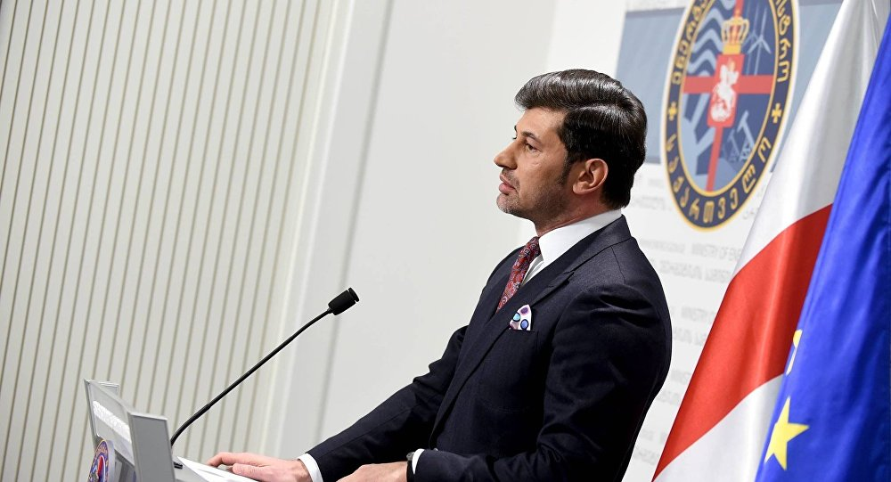 Президент Грузии раскритиковал договор с«Газпромом» потранзиту вАрмению