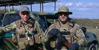 Бывший боец отряда специального назначения МВД Грузии Георгий Церцвадзе