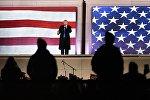 Избранный президент США Дональд Трамп выступает на концерте, посвященном предстоящей инаугурации