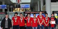 Победители XIII Международной Жаутыковской олимпиады