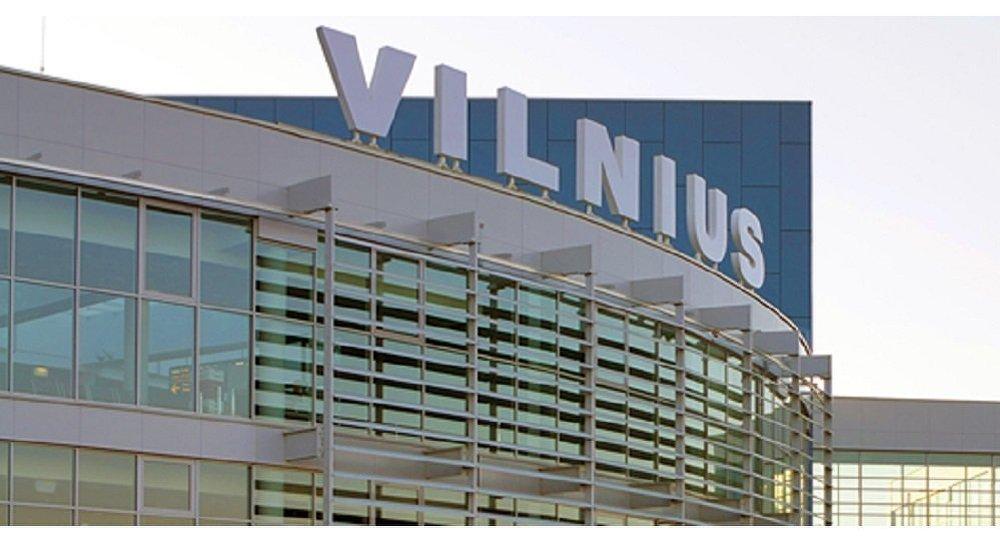 Международный вильнюсский аэропорт