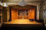 Большой зал Тбилисской консерватории
