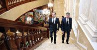 Официальный визит премьер-министра РА Карена Карапетяна в Москву