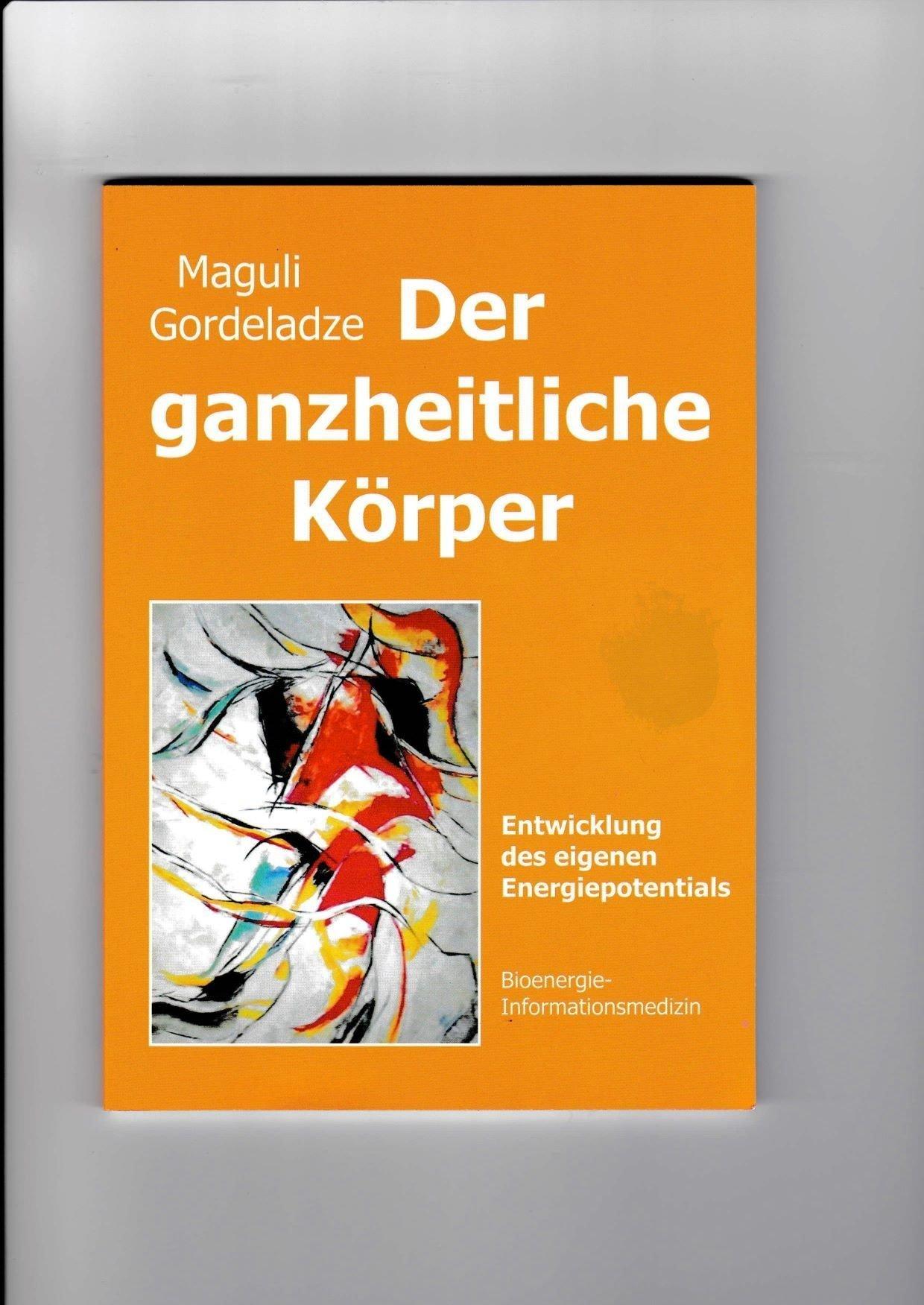 მაგული გორდელაძის გერმანიაში გამოცემული წიგნი