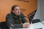 Пресс-конференция на тему Армения как центр развития IT-технологий для стран ЕАЭС. Александр Кулевский
