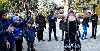 Шоу не для слабонервных: в Грузии прошел Фестиваль мировых рекордов