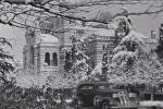Первый снег в Тбилиси в далеком 1939 году
