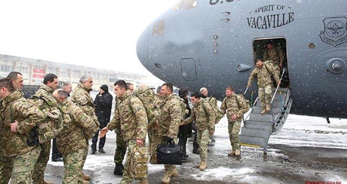 Министр обороны Грузии и руководитель Генштаба направились вГерманию