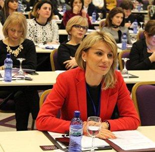 ქალთა პირველი ბიზნეს-ფორუმი აჭარაში