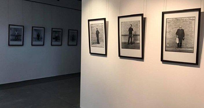 Выставка работ Герамана Авакяна Лица Тбилиси