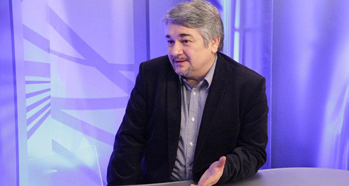 Политолог Ростислав Ищенко