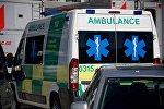 Бригада Скорой медицинской помощи на выезде по вызову