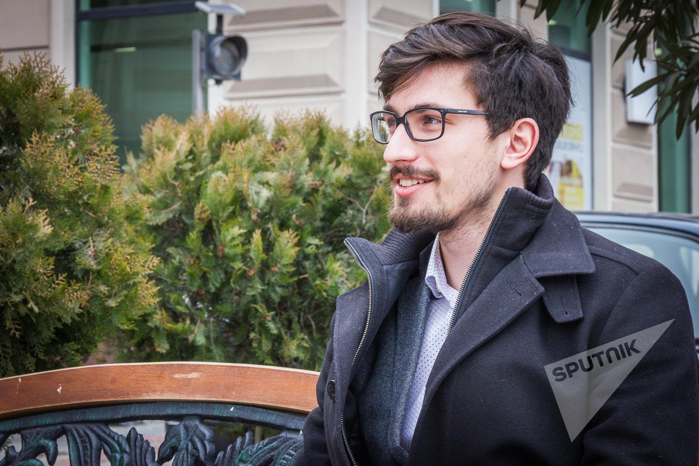 Бизнесмен Михаил Муджири