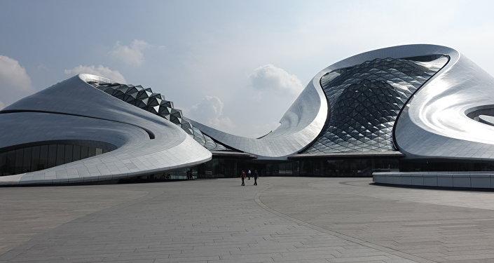 საოპერო თეატრი ჰარბინში, ჩინეთი