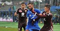 Нападающий сборной Грузии по футболу и итальянского Эмполи Леван Мчедлидзе