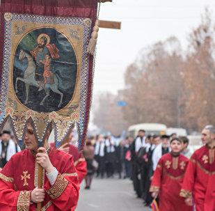 Праздник Св. Саркиса