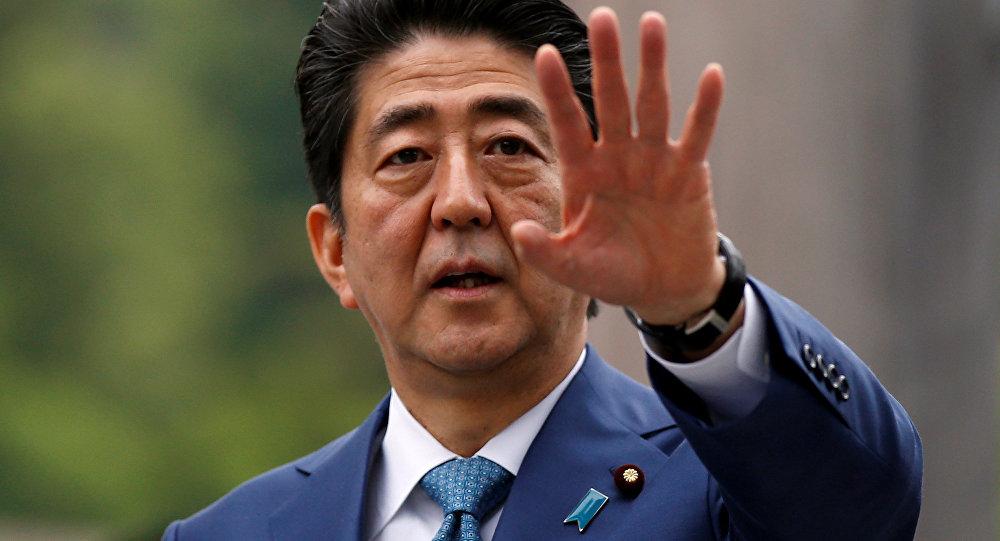 იაპონიის პრემიერ-მინისტრი სინძო აბე