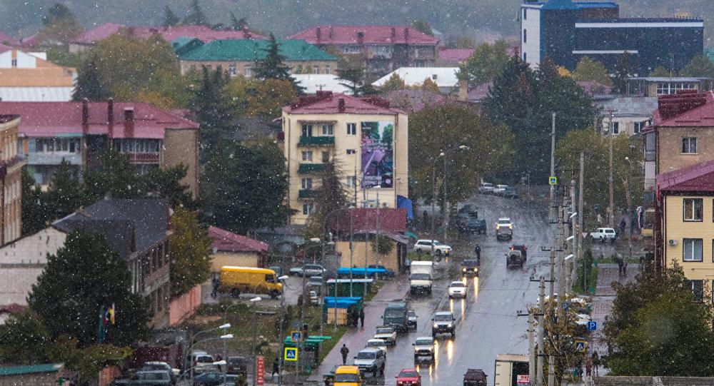 Президент Грузии призвал Российскую Федерацию недопустить изменения наименования Южной Осетии