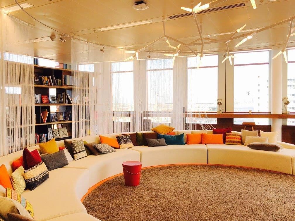 Google-ის ოფისი ლონდონში