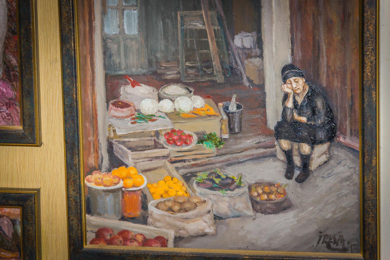 Картина Ирены Оганджановой