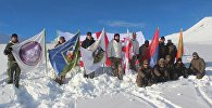 Международные военные учения в горах Грузии