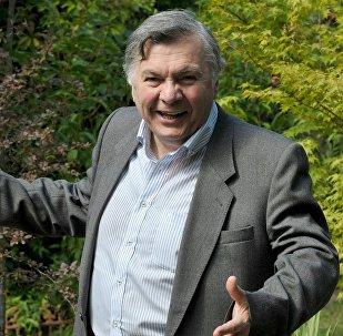 Журналист, экстрасенс и писатель Тамаз Чеишвили