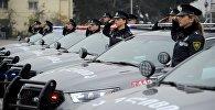 Женщины полицейские в Грузии