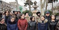 Памяти Пушкина: в Тбилиси вспоминали великого поэта