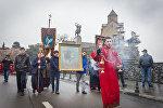 В Тбилиси отметили День Святого Саркиса, покровителя влюбленных