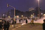 Пятая ночь протестов в Париже