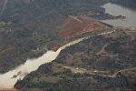 Эвакуированных из-за плотины американцев разместили в приюте Красного Креста