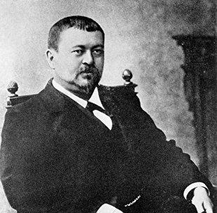 Савва Тимофеевич Морозов