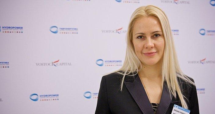 Генеральный директор консалтинговой компании Восток капитал Оксана Федосеева