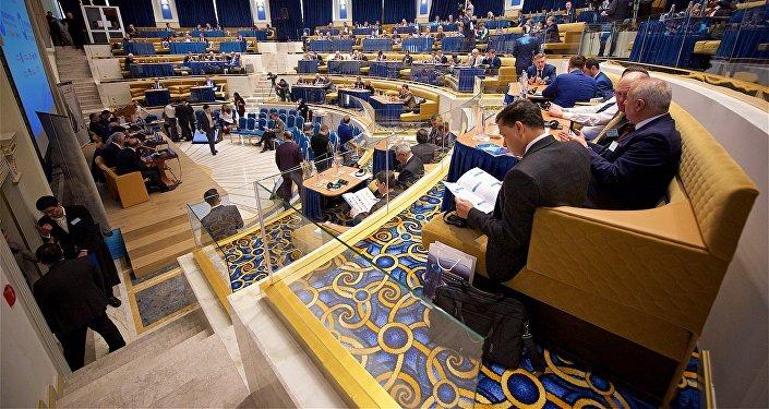 საერთაშორისო კონგრესი ჰიდროენერგეტიკა. კასპიის ზღვა და ცენტრალური აზია