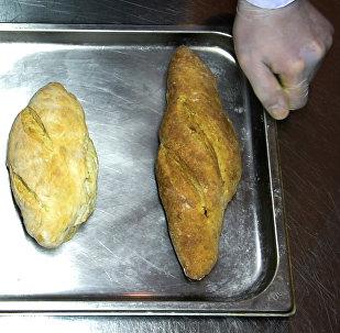 როგორ გამოვაცხოთ პური სანელებლებით GEO VERSION