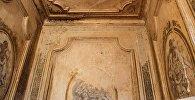 Исторический подъезд в Тбилиси