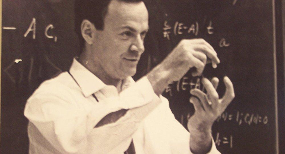 რიჩარდ ფილიპს ფეინმანი — ამერიკელი ფიზიკოსი