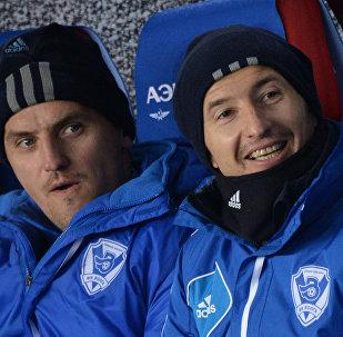 დმიტრი ბულიკინი და ევგენი ალდონინი