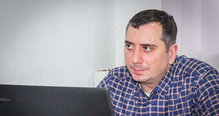 Директор государственной программы Стартап Грузия Важа Менабде