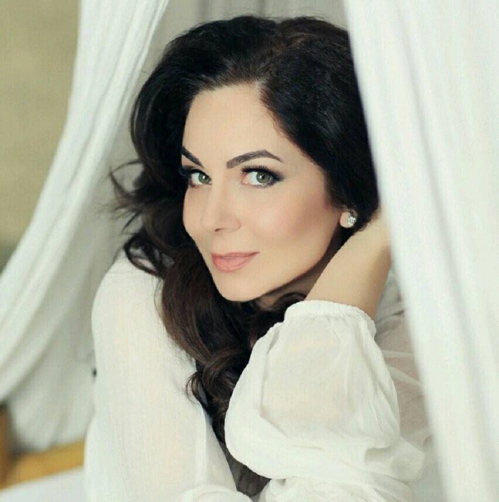 Оперная певица Амалия Гогешвили