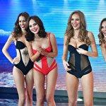 На конкурсе Мисс Lingerie Show-Forum - 2017 професионалы выбирают лучшую продавщицу магазина нижнего белья