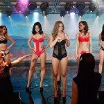 На выставке организован конкурс Самый перспективный образец весна/лето 2017, в котором принимают участие российские производители нижнего белья, купальников и домашней одежды