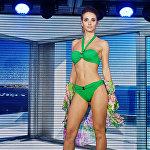 Свою продукцию на выставке в Москве представляют ведущие мировые производители и поставщики купальников, нижнего белья и домашней одежды