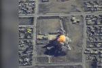Бомбардировщики Ту-95 применили крылатые ракеты в Ракке