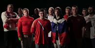 Российские болельщики спели песню британским фанатам