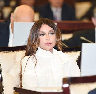 Мехрибан Алиева, первая леди Азербайджана