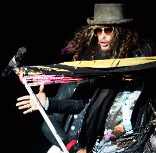 Стивен Тайлер, Aerosmith